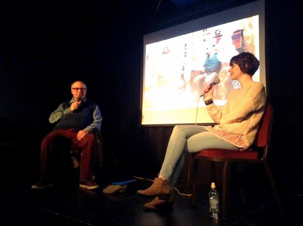 CineMe & Books Talk Back