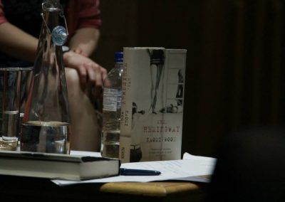 British Library - September 22nd 2014 with Naomi Wood 10