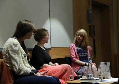 British Library - September 22nd 2014 with Naomi Wood 11