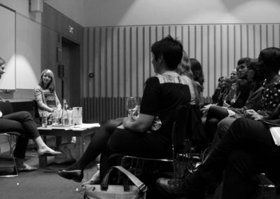 British Library - September 22nd 2014 with Naomi Wood 4