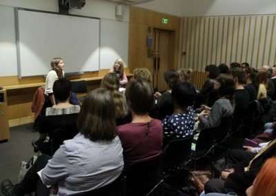 British Library - September 22nd 2014 with Naomi Wood 5