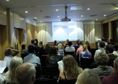 Tracey Chevalier - Sept 21st at The British Library - 14