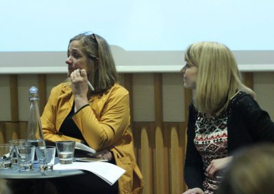 Tracey Chevalier - Sept 21st at The British Library - 18