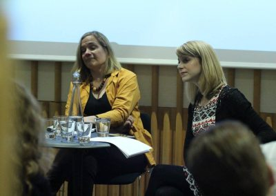 Tracey Chevalier - Sept 21st at The British Library - 5