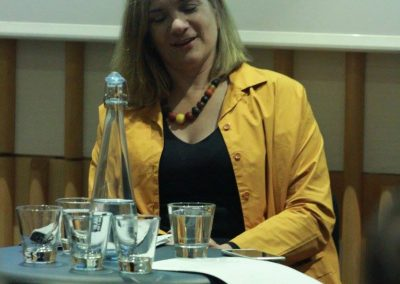 Tracey Chevalier - Sept 21st at The British Library - 8