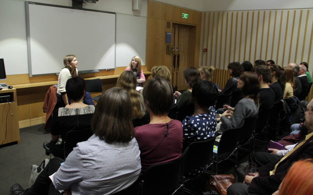 The British Library with Naomi Wood
