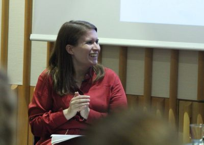 Tracey Chevalier - Sept 21st at The British Library - 15